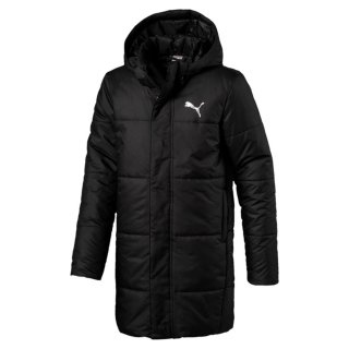 PUMA(プーマ) 853701 ジュニア 中綿コート ベンチコート ミドルレングス 中綿ジャケット