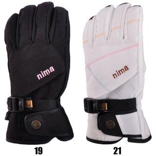 nima(ニーマ) NG-306 レディース スノーグローブ スキー スノーボード 手袋