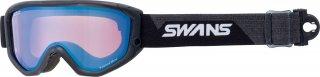 SWANS(スワンズ) 634-MPDH-PAF 大人用 パステルブルーミラー ダブルレンズ スノーゴーグル スキー スノーボード