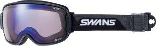 SWANS(スワンズ) RIDGELINE-CU/MDHSC-P 大人用 アイスミラー ULTRAライトパープル調光 ダブルレンズ スノーゴーグル