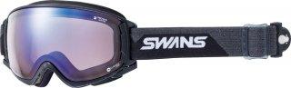 SWANS(スワンズ) ROVO-CU/MDH-SC-P 大人用 アイスミラー ULTRA調光 ダブルレンズ スノーゴーグル