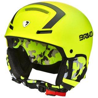 BRIKO(ブリコ) 20001M0 FAITO ファイト スノー スキー ヘルメット 大人用 フリーライドヘルメット
