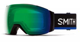 SMITH OPTICS(スミス) (E) I/O MAG XL ノースフェイス コラボモデル 大人用 スノーゴーグル スノーボード ゴーグルケース付き