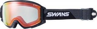 SWANS(スワンズ) ROVO-C/MDH-SC-MIT-P 大人用 MIT ブルーミラー調光 ダブルレンズ スノーゴーグル