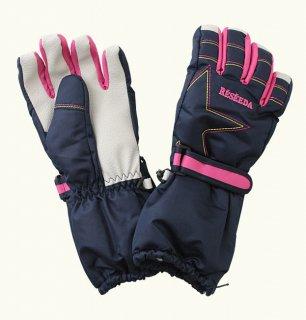 ONYONE RESEEDA(オンヨネ レセーダ) REA58101 処分 キッズ スキーグローブ スノーグローブ 手袋 サイドファスナー