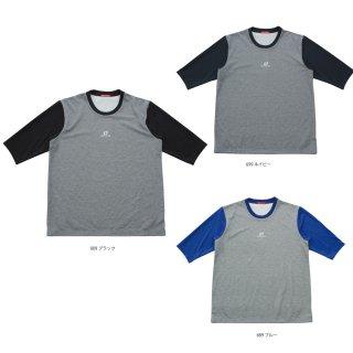 ONYONE(オンヨネ) OKJ90228 ヘザーテック7分袖シャツ 機能Tシャツ