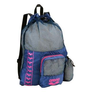 ARENA(アリーナ) AEANJA13 ナイロン&メッシュ バックパック スイマーズバッグ