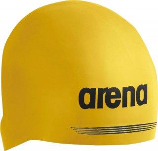 ARENA(アリーナ) ARN-7400 AQUAFORCE 3D SHIELD シリコンキャップ スイムキャップ 水泳 帽子
