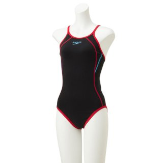 SPEEDO(スピード) STG01901 タッチターンズスーツ TURNS ジュニア ガールズ 競泳トレーニング水着