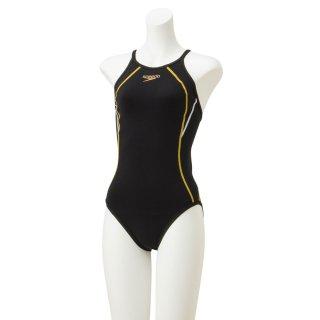 SPEEDO(スピード) STW01901 タッチターンズスーツ レディース 競泳トレーニング水着 ワンピース 練習用