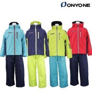 ONYONE(オンヨネ) ONS72101 ジュニア スキースーツ スキーウェア 上下セット 子供用