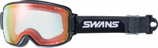 SWANS(スワンズ) RL-C/MDH-SC-MIT-PAF 大人用 MITレッドミラー ライトスモーク調光 ダブルレンズ スノーゴーグル