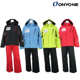 ONYONE(オンヨネ) ONS72520 ジュニア スキースーツ スキーウェア 上下セット 子供用 アンドラ レプリカモデル