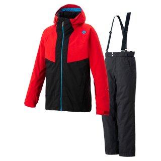 DESCENTE(デサント) DWMOJH70 メンズ スキースーツ スキーウェア 上下セット LAXING PANTS