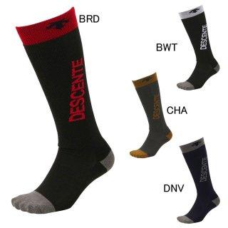 DESCENTE(デサント) DWBOJB60 メンズ スキーソックス 靴下 25-27cm ウィンターソックス