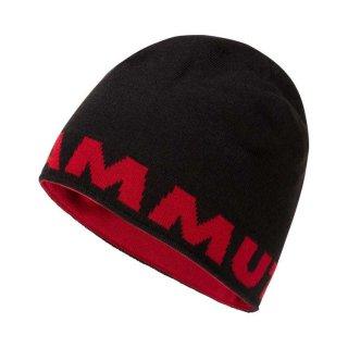 MAMMUT(マムート) 1191-04891 マムート ロゴ ビーニー メンズ ニットキャップ ニット帽 防寒アイテム