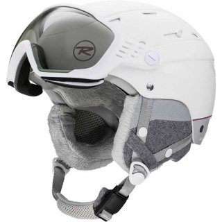 ROSSIGNOL(ロシニョール) RKIH402 ALLSPEED VIS.IMPACTS W PHOTO W レディース スノーヘルメット