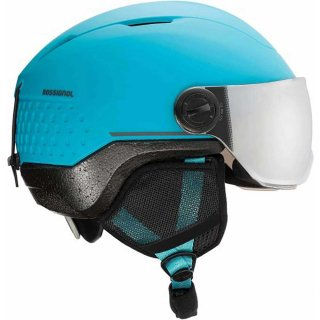 ROSSIGNOL(ロシニョール) RKIH501 WHOOPEE VISOR IMPACTS BL/BK  スノーヘルメット バイザー