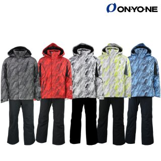 ONYONE(オンヨネ) ONS92521 メンズ スキースーツ スキーウェア 上下セット 男性用