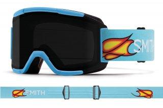 SMITH OPTICS(スミス) SQUAD スカッド スキーゴーグル スノーゴーグル 大人用 スペアレンズ付き