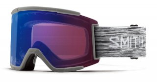 SMITH OPTICS(スミス) SQUAD XL スカッド XL スキーゴーグル スノーゴーグル  調光レンズ 大人用 スペア付き