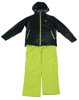 nima(ニーマ) JR-9003 キッズ ジュニア ボーイズ ガールズ スキースーツ スキーウェア 上下セット 子供用