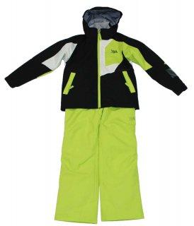 nima(ニーマ) JR-9009 キッズ ジュニア ボーイズ ガールズ スキースーツ スキーウェア 上下セット 子供用