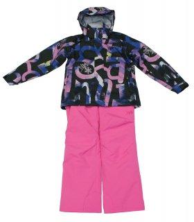 nima(ニーマ) JR-9012 キッズ ジュニア ガールズ スキースーツ スキーウェア 上下セット 子供用