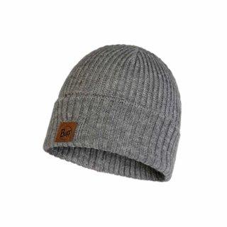 BUFF(バフ) 380623 KNITTED HAT RUTGER MELANGE GREY アウトドア ニットキャップ