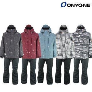 ONYONE(オンヨネ) OTS92101 MENS SUIT メンズ スノーボードウェア スキーウェア 上下セット スノボ