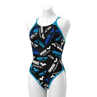 ARENA(アリーナ) SAR-0108W レディース スーパーフライバック 競泳トレーニング水着 練習用 タフスーツ
