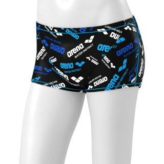 ARENA(アリーナ) SAR-0109 メンズ ショートボックス 競泳トレーニング水着 練習用 スイムパンツ タフスーツ