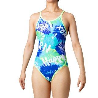 ARENA(アリーナ) SAR-0110W レディース スーパーフライバック 競泳トレーニング水着 練習用 タフスーツ