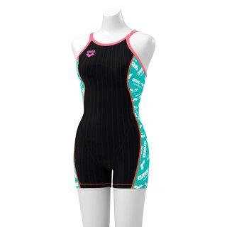 ARENA(アリーナ) SAR-0124W レディース タフミドルスパッツS 競泳トレーニング水着 練習用 タフスーツ