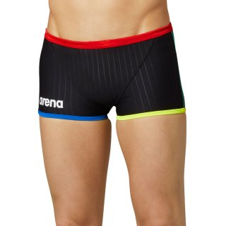 ARENA(アリーナ) SAR-6102 メンズ ショートボックス 競泳トレーニング水着 水泳 練習用 男性用