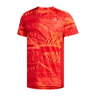 adidas(アディダス) FYR43 メンズ スポーツウェア 陸上 半袖Tシャツ ランニング OWN THE RUN TEE
