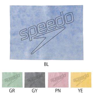 SPEEDO(スピード) SE62008 ビッグスタック マイクロセームタオル 水泳 吸水 速乾