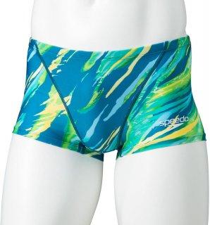 SPEEDO(スピード) ST52003 エレクトリックジャングル ターンズボックス メンズ 競泳トレーニング水着 練習用