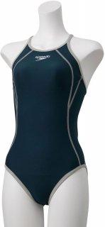 SPEEDO(スピード) STW01901 タッチターンズ スーツ  レディース 競泳トレーニング水着 練習用