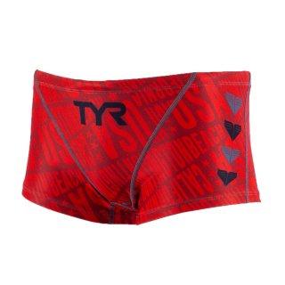TYR(ティア) BCHEVJR-18M メンズ 競泳トレーニング水着 ショートボクサー ショートボックス 男の子用 練習用