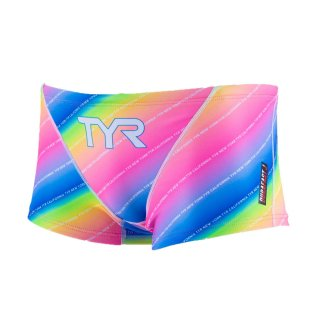 TYR(ティア) BRAIN-20S メンズ 競泳トレーニング水着 ショートボックス 男性用
