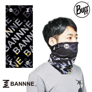 BUFF BANNNE(バフ バンネ) 125333 ORIGINAL CUSTOM EDITION ネック ウォーマー ヘッドバンド
