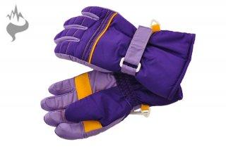 日栄産業 3670 キッズ 園児 5本指スキーグローブ スノーグローブ 手袋 子供用□PPL