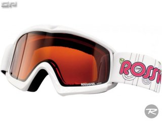 ROSSIGNOL(ロシニョール) RK2G501 RAFFISH  スノーゴーグル キッズ ジュニア 子供用 スキー スノーボード 雪遊び