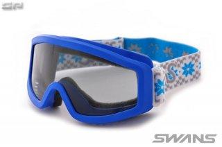 SWANS(スワンズ) 101-S スキー スノーゴーグル 小学校 低学年 中学年 雪遊び