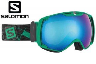 SALOMON(サロモン) L36881500 大人用 ゴーグル ミラーレンズ スキー スノーボード XTEND ASIAN FIT
