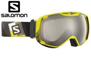 SALOMON(サロモン) L36881600 大人用 ゴーグル ミラーレンズ スキー スノーボード XTEND ASIAN FIT