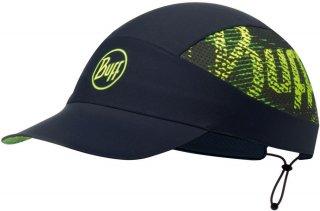 BUFF(バフ) 247292 帽子 キャップ ランニング PACK RUN CAP R-FLASH LOGO BLACK