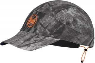 BUFF(バフ) 321213 帽子 キャップ ランニング PACK RUN CAP R-CITY JUNGLE GREY
