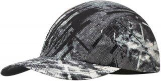 BUFF(バフ) 322012 帽子 キャップ ランニング PRO RUN CAP R-CITY JUNGLE GREY